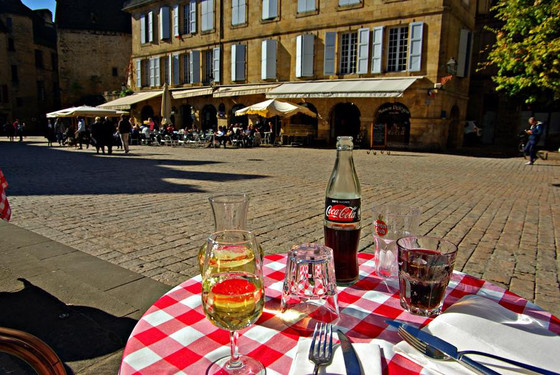 Sarlat and the Dordogne