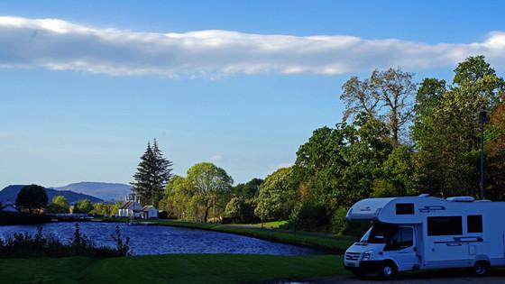 Crinan Canal Stopover