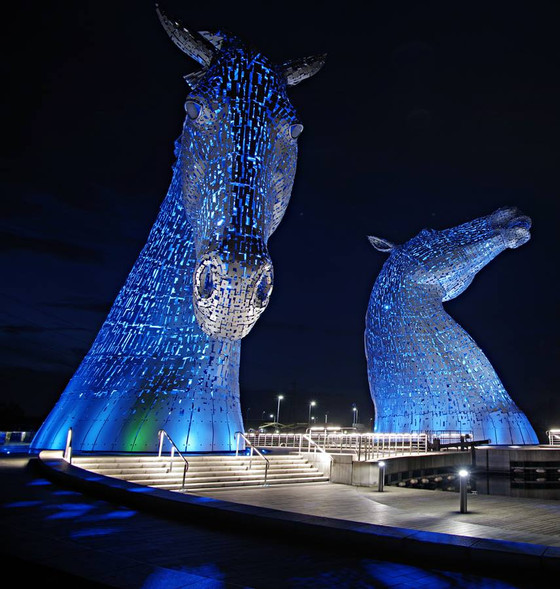 Kelpies Overnight