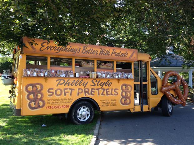 Pretzel Bus