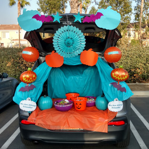 Trunk or Treat? Truly a Treat.