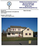 Reliable Home Inspection Report Sample