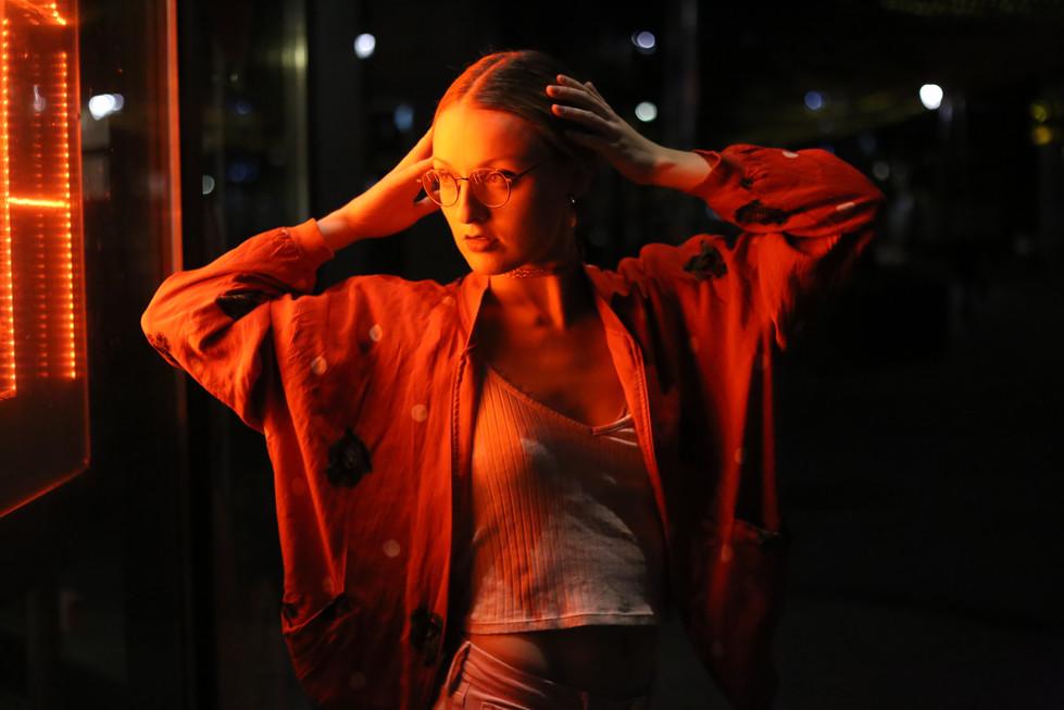 Modèle: Virginie Desroches Photographe: Marie-Ève Dion
