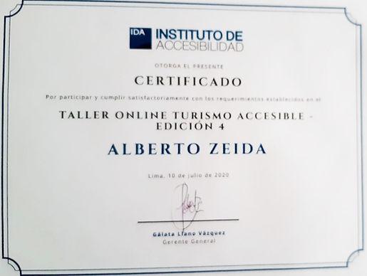 especialista en accesibilidad en Maldonado