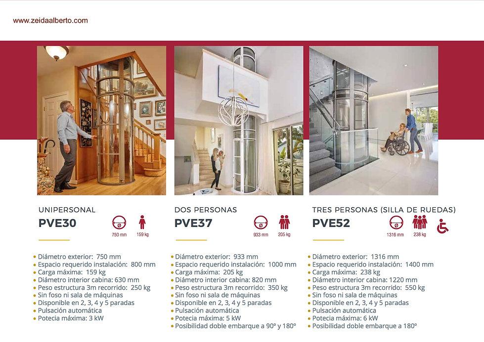 elevadores para el hogar