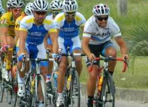 """Recibiremos a """"Rutas de América"""" inaugurando la pista de ciclismo"""