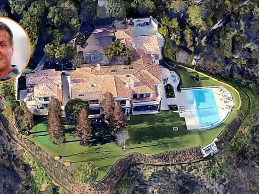 Sylvester Stallone vende su mansión