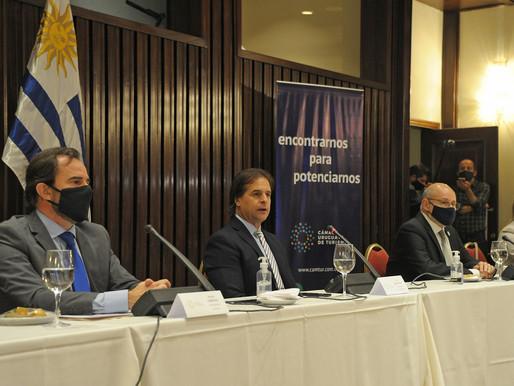 La Cámara Uruguaya de Turismo presentó la estrategia promocional de turismo interno