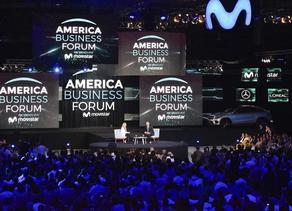 Cinco mil personas asistieron al America Business Forum en Punta del Este