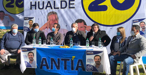 Lista 20 apoya a Andrés Rapetti para la Alcaldía de Maldonado