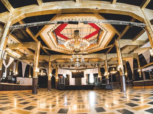 Se vende un símbolo de varias épocas, el Palacio Sudamérica