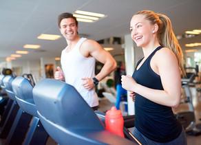 Ejercicio para perder peso en la cinta de correr