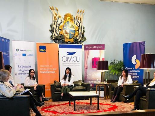 Organización de Mujeres Empresarias del Uruguay desembarca en Maldonado