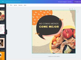 Canva, uno de los mejores programas de diseño gráfico para principiantes