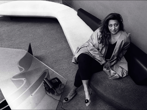Zaha Hadid, excepcional arquitecta y diseñadora
