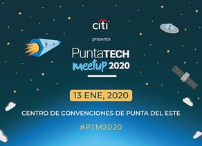 Punta Tech Meetup en el Centro de Convenciones