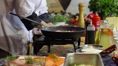 Cliente: Canal Once de Punta del Este.  Programa: Maldonado Gourmet  Producción: Co-Marketers  Producción Audiovisual: 24 Milímetros