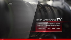 Cliente: Punta Clasificados  Producción audiovisual: 24 Milímetros