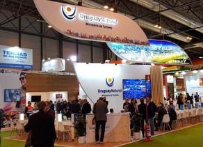 Maldonado está participando en la 39ª Feria Internacional de Turismo (FITUR) en Madrid