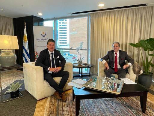 Uruguay se propone volver a atraer grandes inversores hoteleros