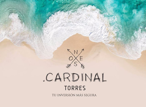 Torres Cardinal, tu mejor inversión