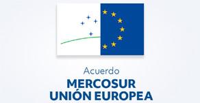 Lacalle Pou hablara con Merkel el próximo lunes por el tratado Mercosur-Unión Europea