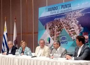 Secretario general de la OMT entregó certificación a Punta del Este