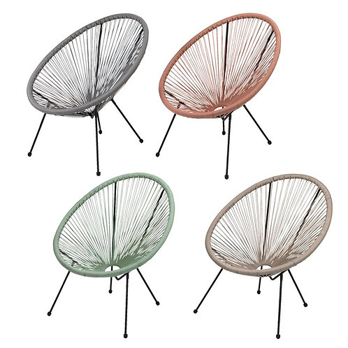 STRING LOUNGER CHAIRS
