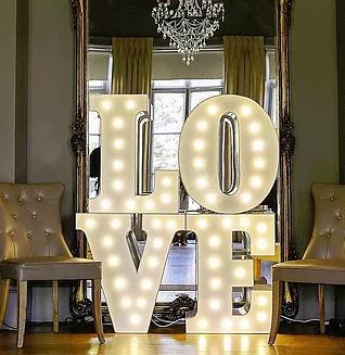 wedding lights hire leeds yorkshire