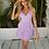 Thumbnail: Liliac Multi Ruffle Layered Cami Mini Dress