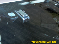 Thinkware U1000 - VW Golf GTI