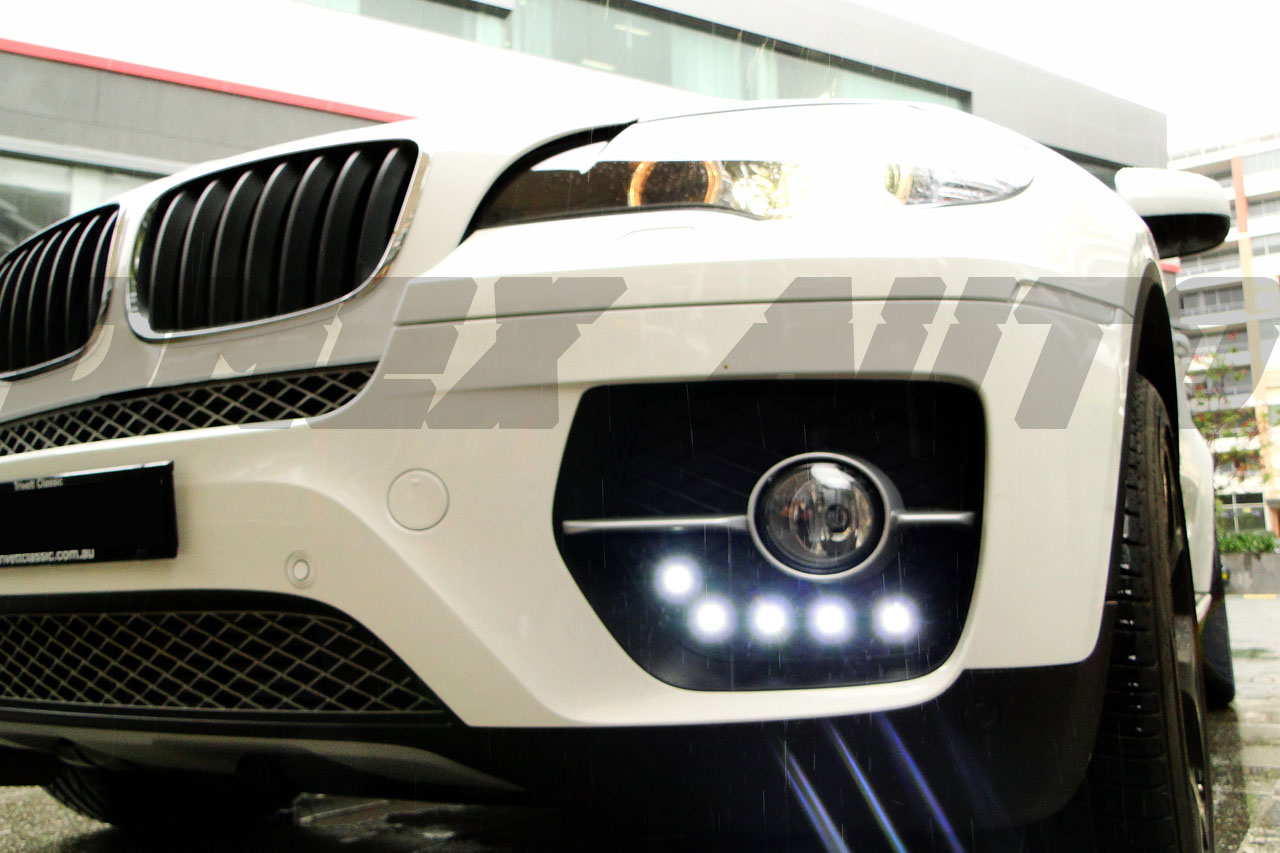 BMW X6 LED Daytime Running Light DRL