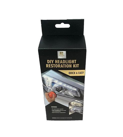 Cooper Kleen DIY Headlight Restoration Kit
