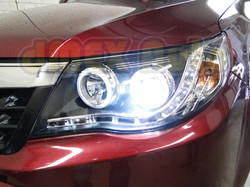 Subaru Forester 08-12