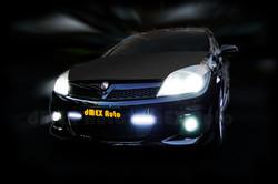 HSV Astra VXR LED DRL, Xenon