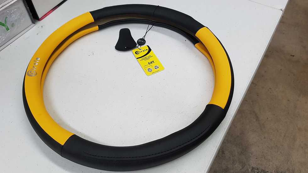 Steering Wheel Cover - 8189