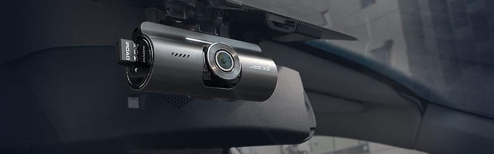 IROAD X5 Dash Cam 32G