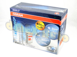 OSRAM HID Xenon Kit H7 6000k