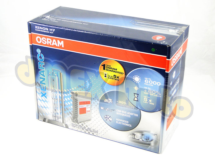 OSRAM HID Xenon Conversion Kit H11 6000k