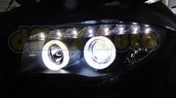 Headlight - BMW E87 1 Series - DSC09591 (Small)
