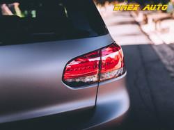 VW Golf GTI Full Wrap