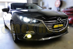 Mazda 3 13+ BM Series