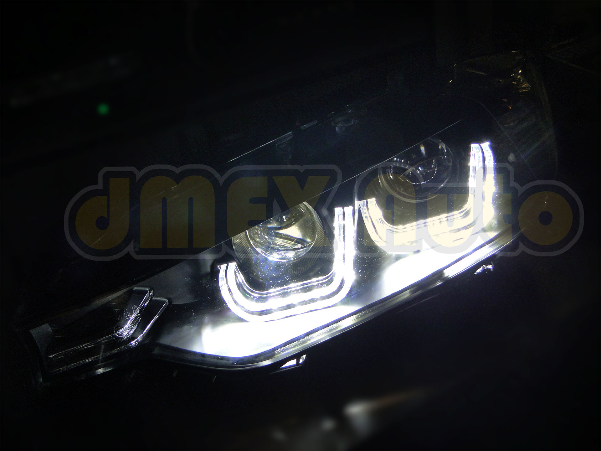 BMW F30 3 Series Headlight