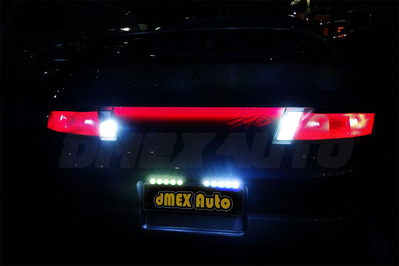 Mitsubishi FTO Custom Reverse LED