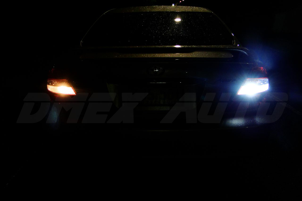 Toyota Camry HID Reverse Car Light