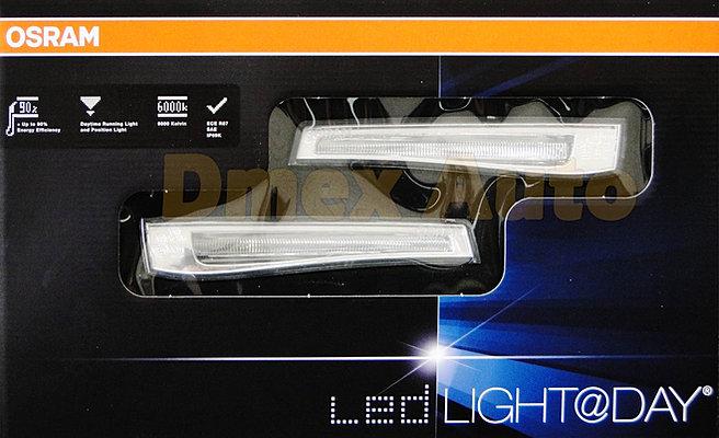 Led Car Light Xenon Hid Headlight Drl Car Accessories