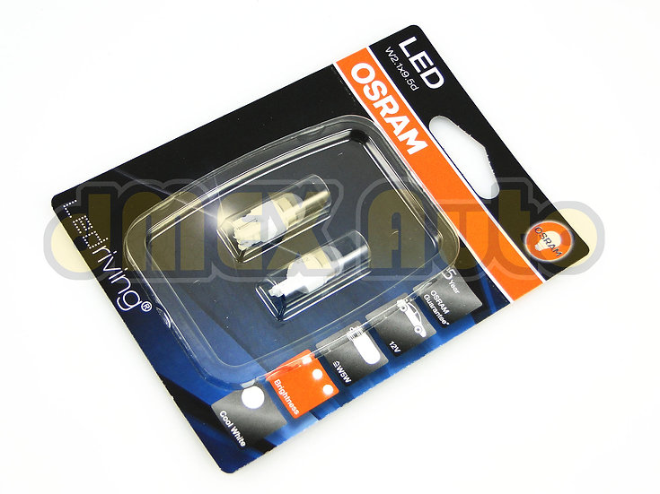 OSRAM LED Premium Retrofits T10/W5W Cool White 6000K