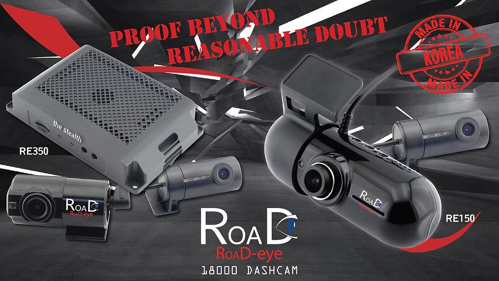 RoadEye  RE-350  Dashcam