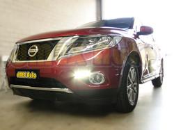 Osram LED DRL Nissan 2016 Pathfinder