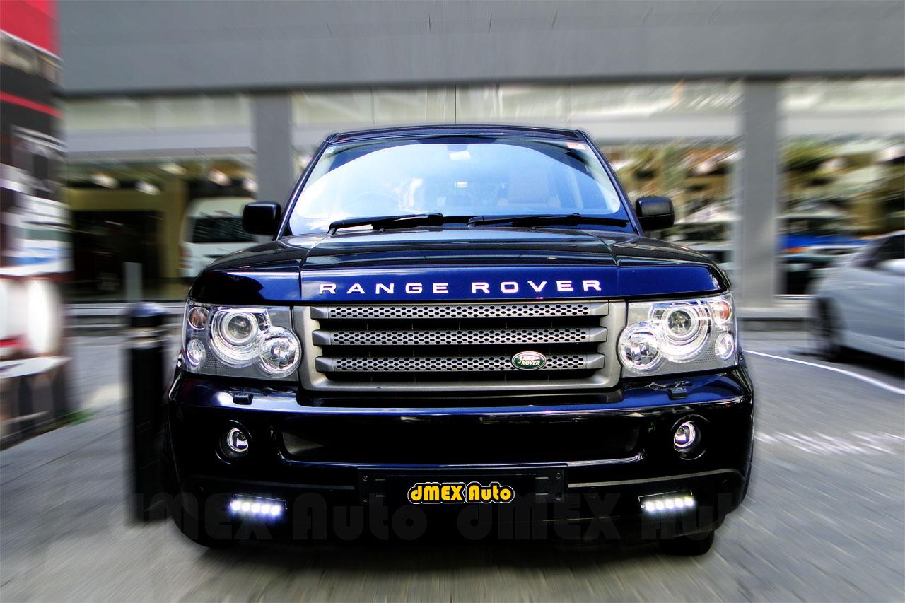 Range Rover Land Rover Sport DRL